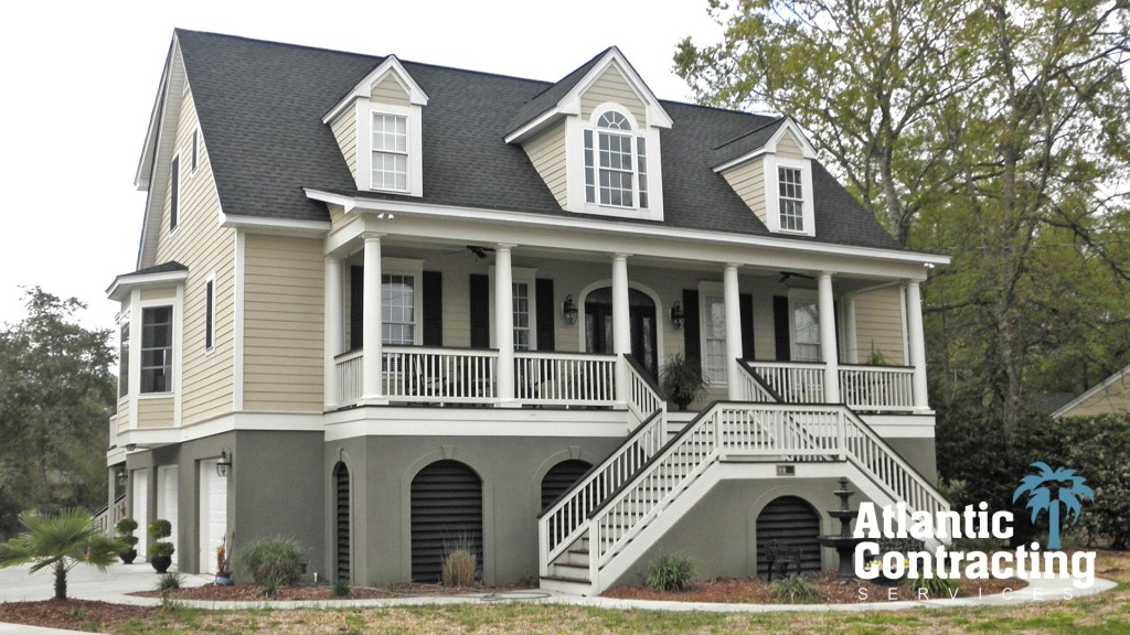 Custom Home Builder South Carolina Atlantic Contracting