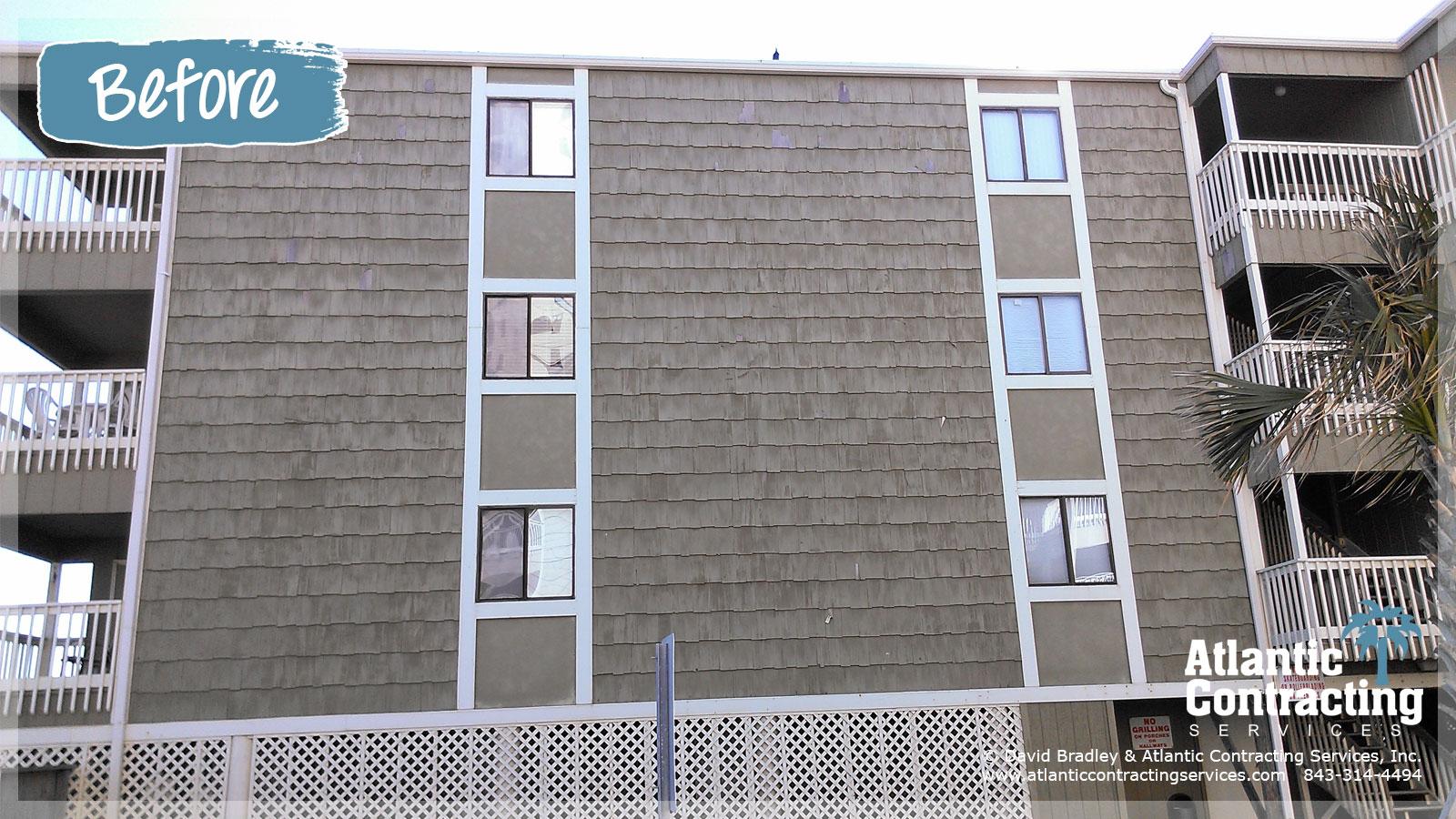 Seahorse Condominiums Atlantic Contracting Services