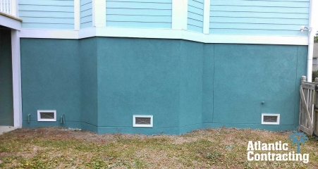 James Island Stucco Repair and Replacement : Professional Stucco Contractors