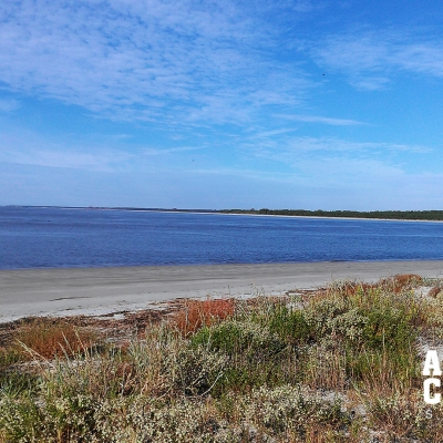 Seabrook Island,-SC - Edisto Island in the Background