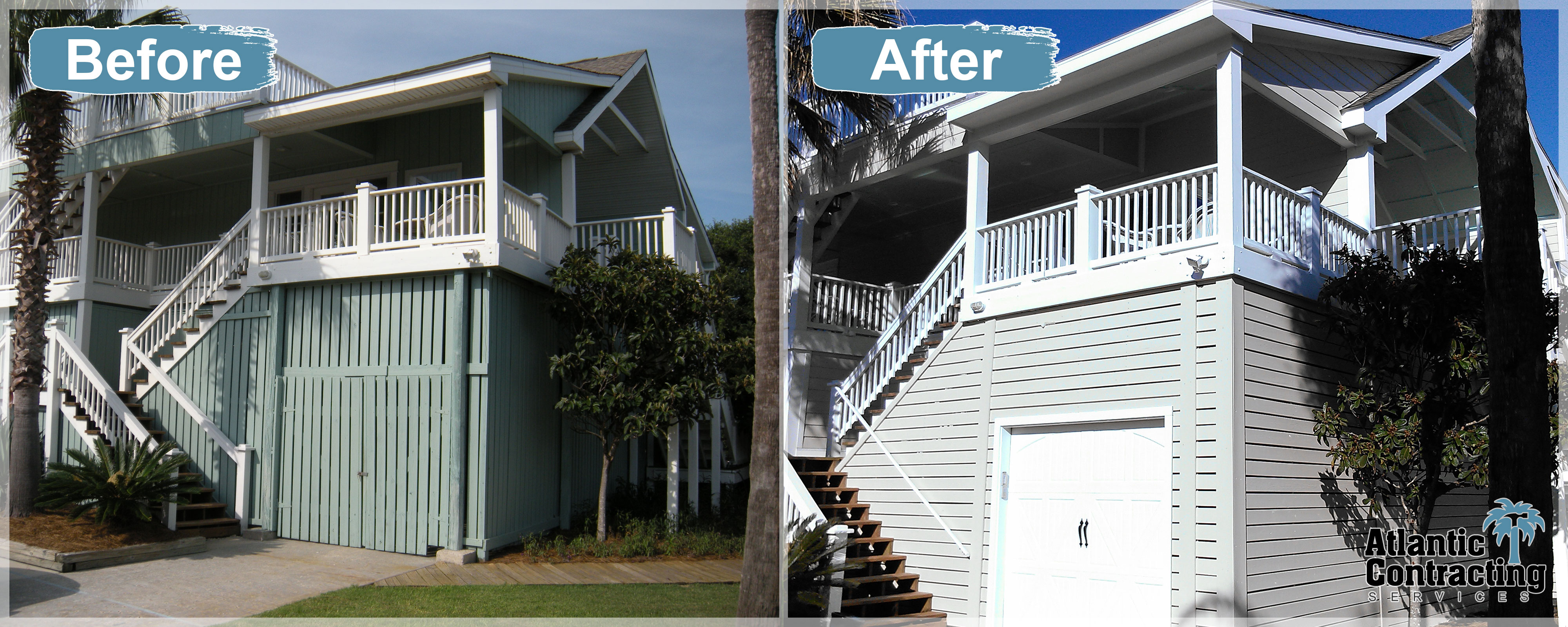 Isle Of Palms Sc 29451 Re Side With James Hardie Siding
