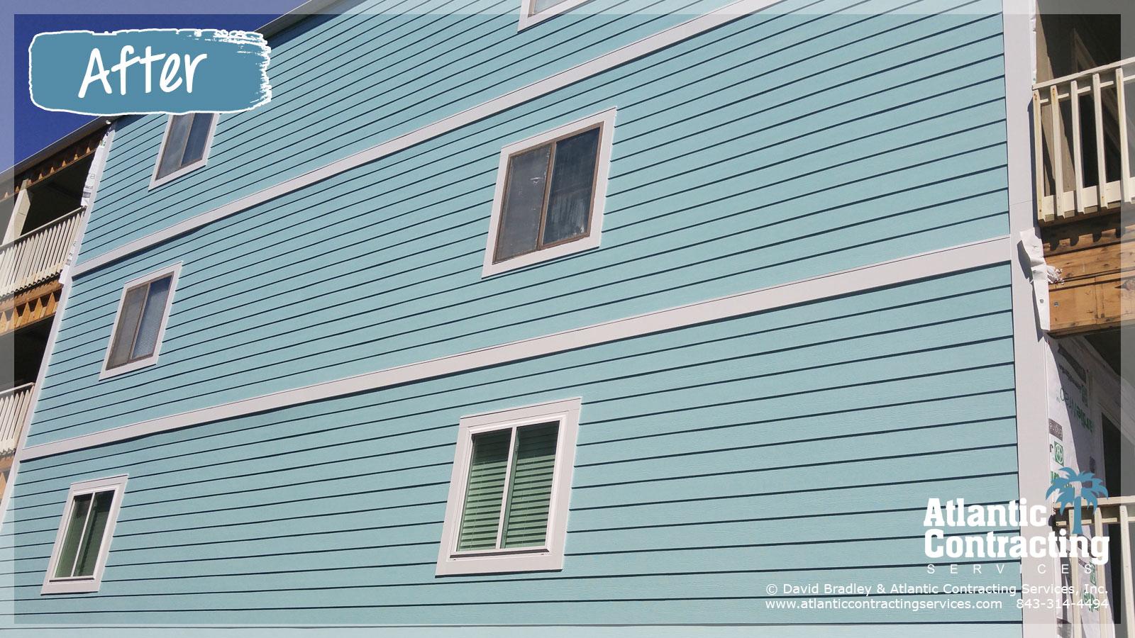 Seahorse Condominiums Garden City Atlantic Contracting